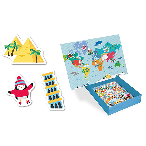 Magnetic World Game